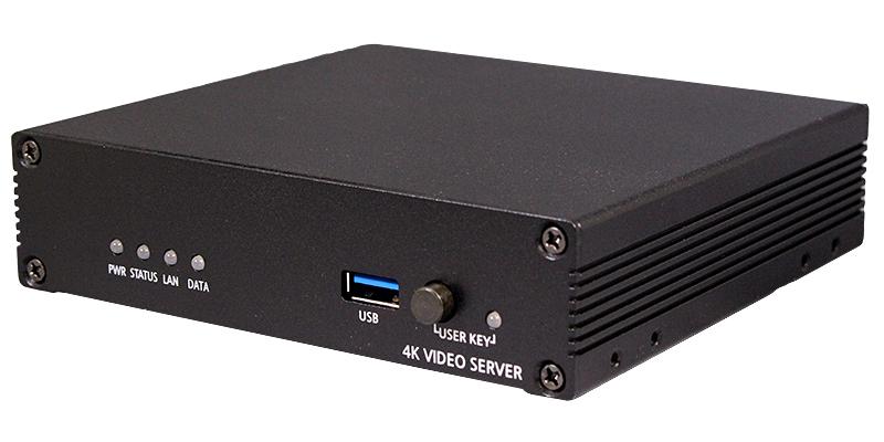 SRT搭載 4K60P 低遅延エンコーダ/デコーダ