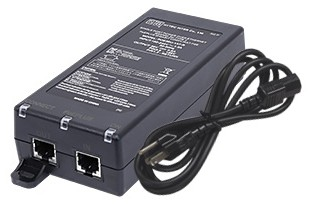 [オプション製品]POE36U-1AT-R PoE インジェクタ ACケーブル付き