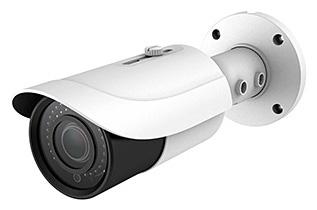 H.265圧縮/防水・防塵性能IP66対応 屋外用バレットカメラ HIC-SB4R8P-IL
