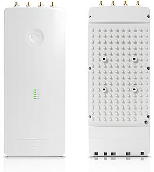 1対多の通信が可能な長距離無線ソリューション「ePMP3000シリーズ」 2019年に提供開始予定