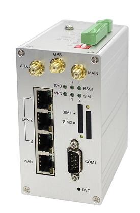 4G LTEセルラールーターHWL-2501-DS