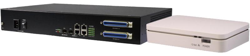 集合型G.fastモデム ABiLINX 4116/4100